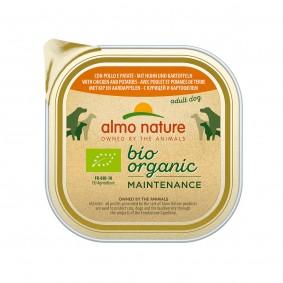Almo Nature Bio Organic mit Huhn und Kartoffel