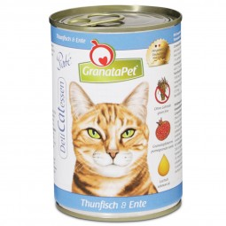 GranataPet DeliCatessen Thunfisch + Ente 400g