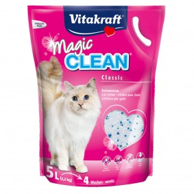 Vitakraft Magic Clean 5l Katze