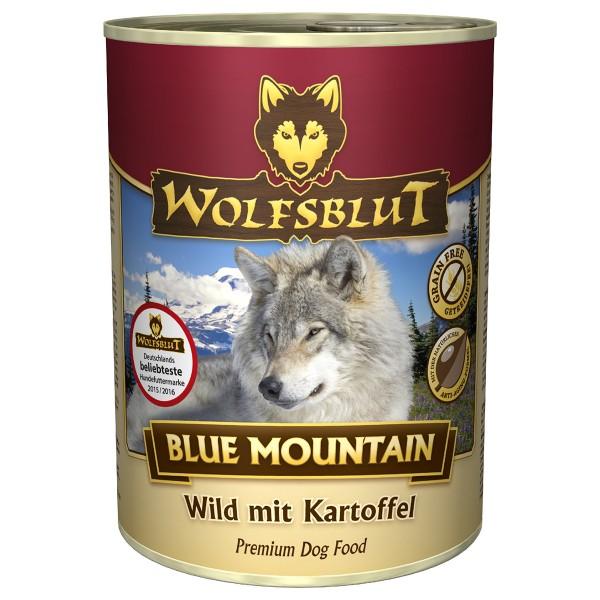 Wolfsblut Blue Mountain mit Wildfleisch
