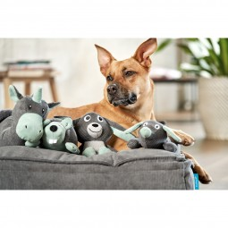 ZooRoyal Hundespielzeug Biber Anthrazit