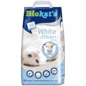 Biokat's White Dream Classic stelivo