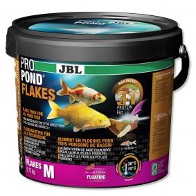 JBL ProPond Flakes Flockenfutter für Teichfische