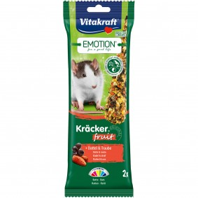 Vitakraft Emotion Kräcker Fruit Ratten 2 Stück
