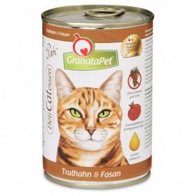 GranataPet DeliCatessen Truthahn + Fasan 400g
