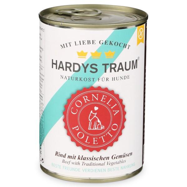 Hardys Traum Edition Cornelia Poletto Rind mit klassischen Gemüsen