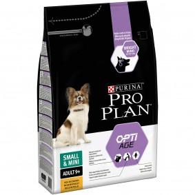 Pro Plan OPTIAGE svysokým obsahem kuřecího masa pro stárnoucí psy