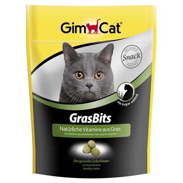GimCat Katzensnack GrasBits 140g