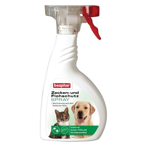 Beaphar Zecken- und Flohschutz Spray 400ml