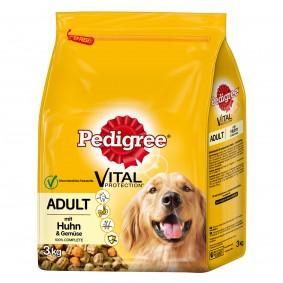 Pedigree Hundefutter Adult Huhn und Gemüse