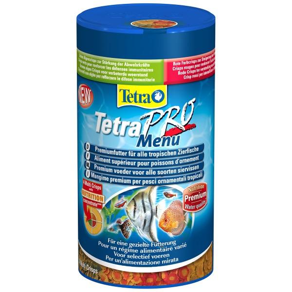 Tetra Zierfischfutter Pro Menu 250ml