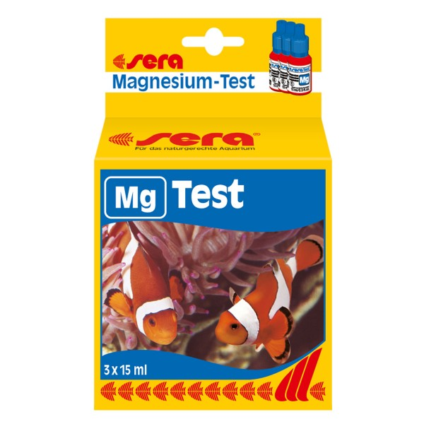 Sera marin Mg-Test 15 ml