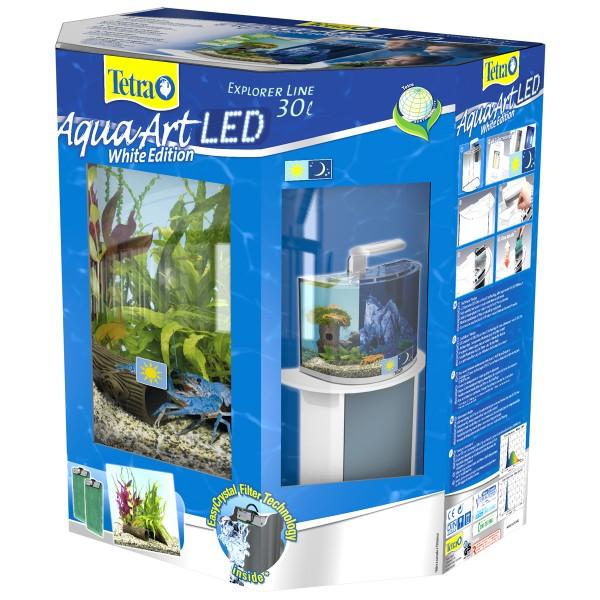 aquarium komplettset 30l