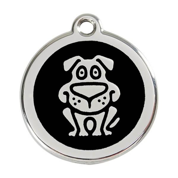 "Red Dingo Hundemarke ""Dog"""