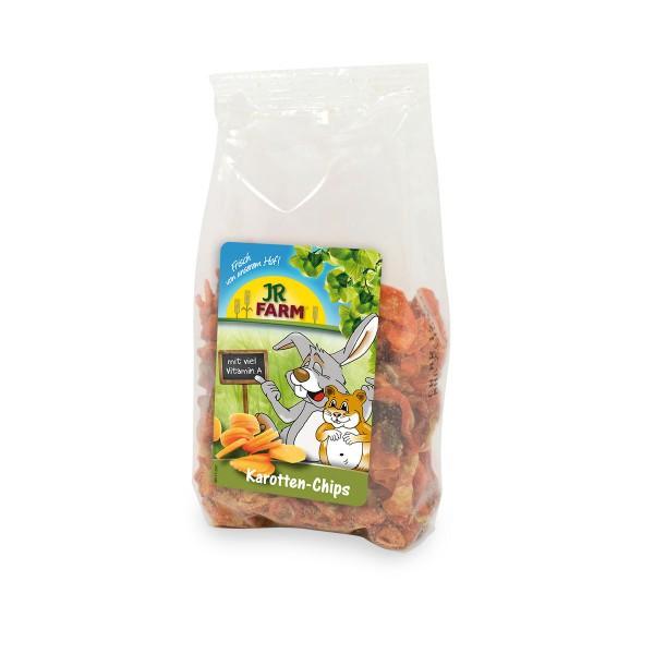 JR Farm Karotten-Chips 125g