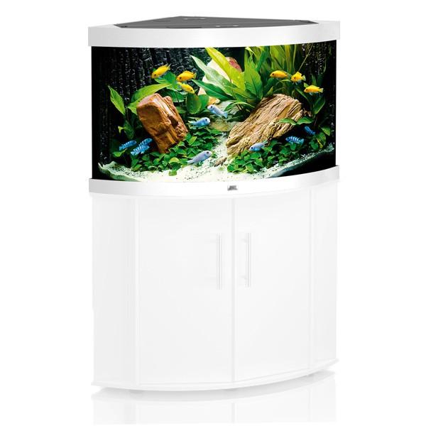 Trigon 190 Aquarium ohne Schrank - Weiß