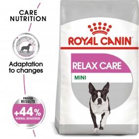 ROYAL CANIN RELAX CARE MINI Trockenfutter für kleine Hunde in unruhigem Umfeld