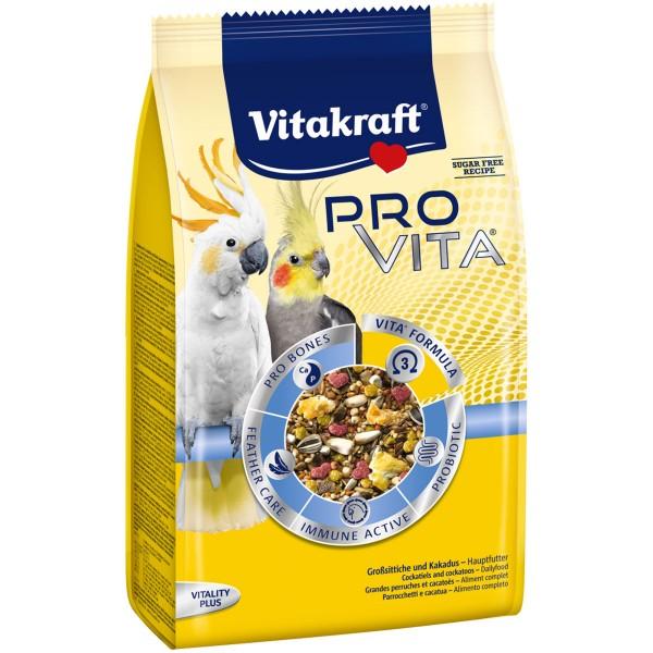 Vitakraft Vogelfutter Pro Vita Großsittich 750g