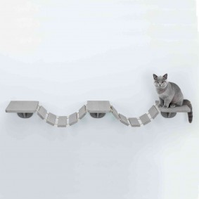 Trixie šplhací žebřík k upevnění na stěnu
