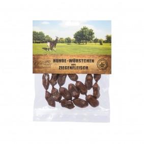 O´Canis Premium Hunde-Würstchen 100% Ziegenfleisch