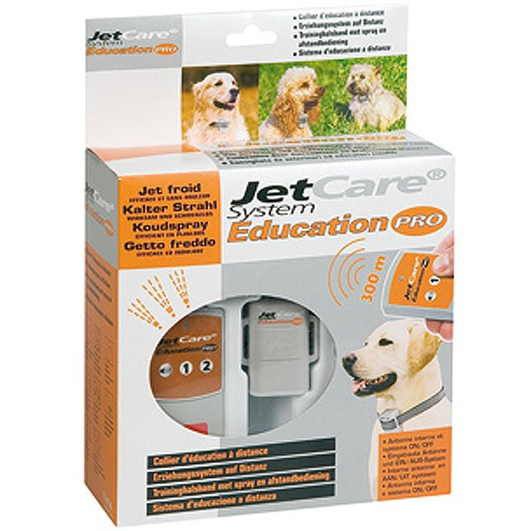 Anti-Bell-Halsband JetCare System Education Pro