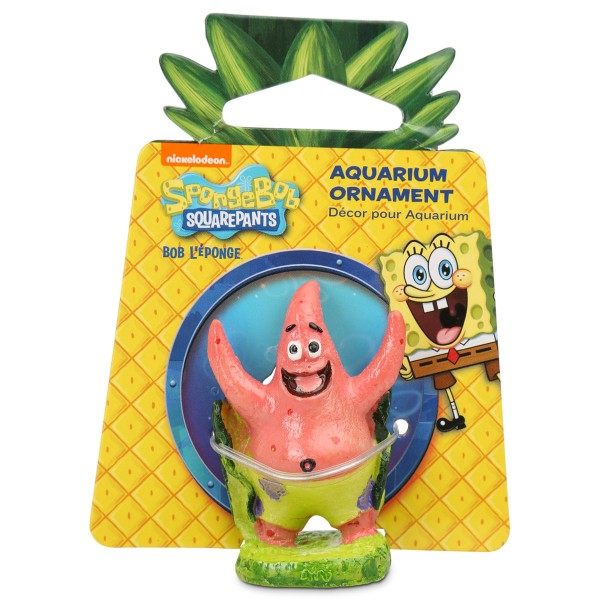 Spongebob - Aquarium Dekoration - Figur Patrick