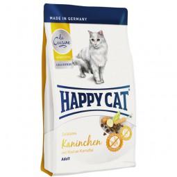 Happy Cat Katzen-Trockenfutter La Cuisine Kaninchen