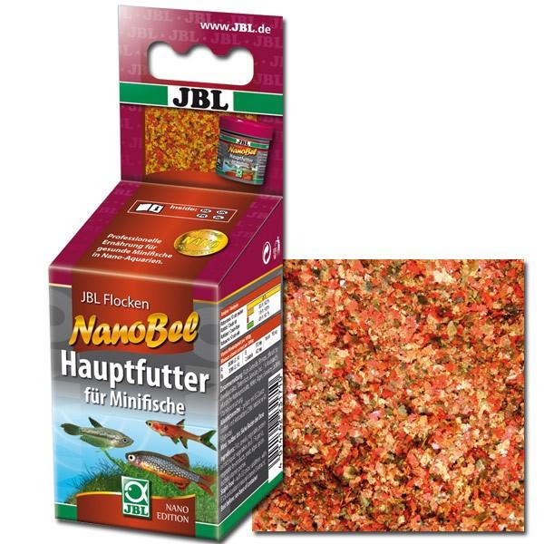 JBL NanoBel Futter für Minifische 60ml