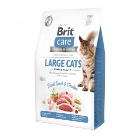 Brit Care GF Large Cats Power & Vitality