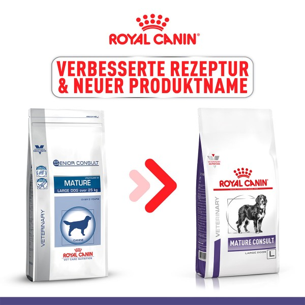 ROYAL CANIN MATURE CONSULT LARGE DOGS 14kg