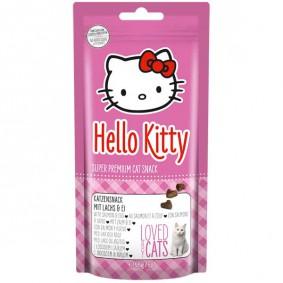 Hello Kitty Super Premium Katzensnack Lachs & Ei 55g