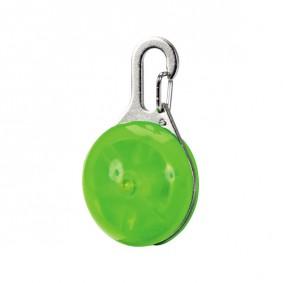Kerbl Maxi Safe Leuchtanhänger LED grün