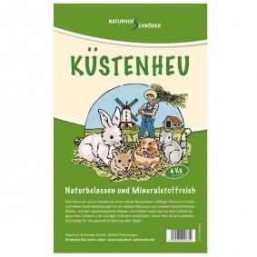Naturhof Schröder Küstenheu 4kg leicht gepresst