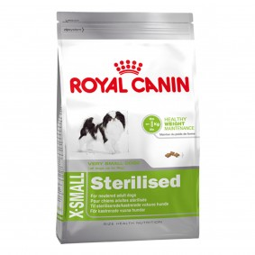 Royal Canin Hundefutter X-Small Sterilised