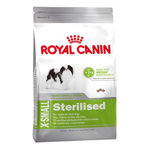 Royal Canin Hundefutter X-Small Sterilised