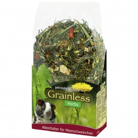 JR Farm Grainless Herbs Meerschweinchen 400g