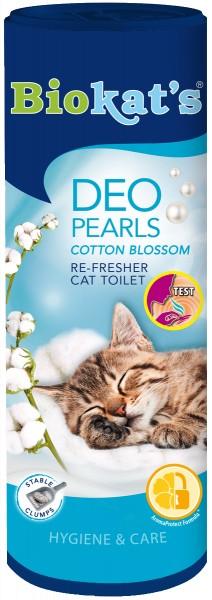BioKat's Deo Pearls Cotton Blossom 700g