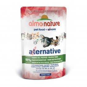 Almo Nature Alternative wet Cat Pazifikthunfisch