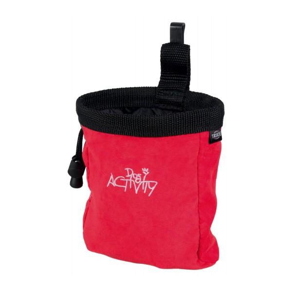 Trixie 10 Dog Activity Snack-Tasche Baggy, ø10×14cm sortiert
