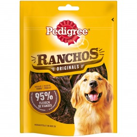 Pedigree Ranchos mit Huhn