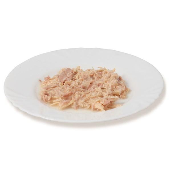 Miamor Feine Filets Naturelle Huhn und Thunfisch 80g Dose