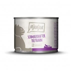 MjAMjAM - schmackhafter Truthahn an leckeren Möhrchen