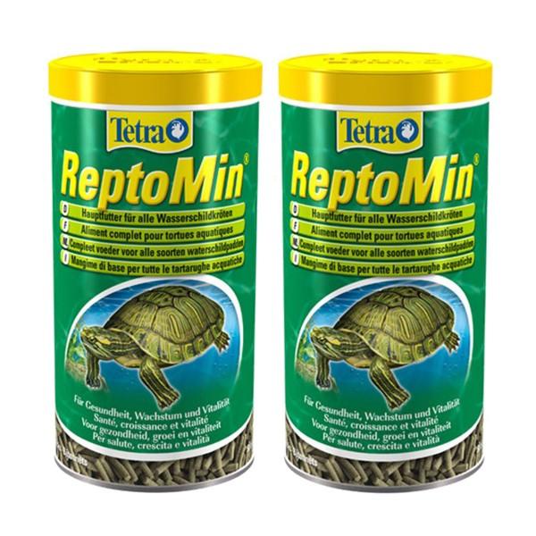 Tetra ReptoMin Schildkrötenfutter 2x1000ml