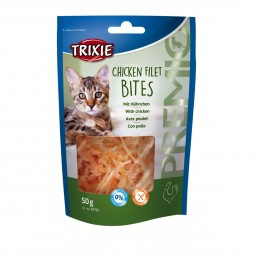 Trixie Katzensnack PREMIO Chicken Filet Bites 50g