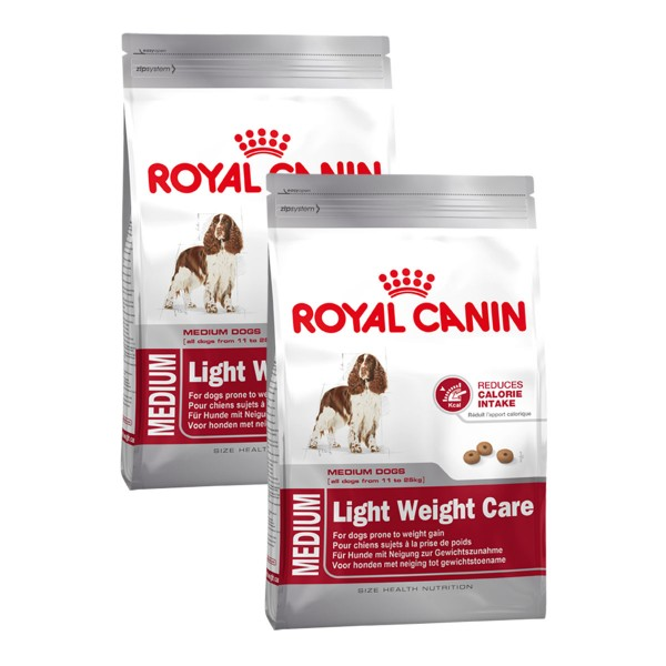 royal canin medium light weight care g nstig kaufen bei zooroyal. Black Bedroom Furniture Sets. Home Design Ideas