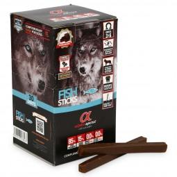 alpha spirit Individual Stick Fisch 30er-Box