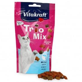 Vitakraft Katzensnack Trio Mix Fisch