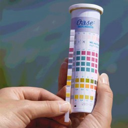 Oase Wasserteststreifen AquaActiv QuickSticks 6in1
