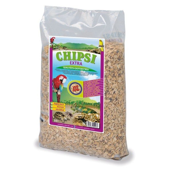 Chipsi Terrarien-Einstreu Extra XXL 10l