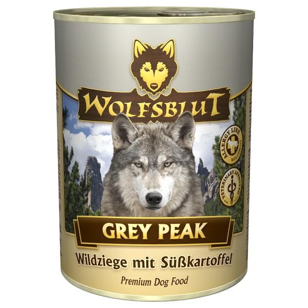 Wolfsblut Grey Peak s masem divoké kozy